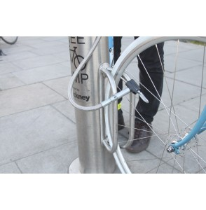 Inflador Públic de bicicletes