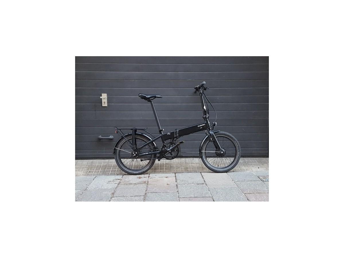 Bicicleta elèctrica plegable Quipplan q20 F08 City