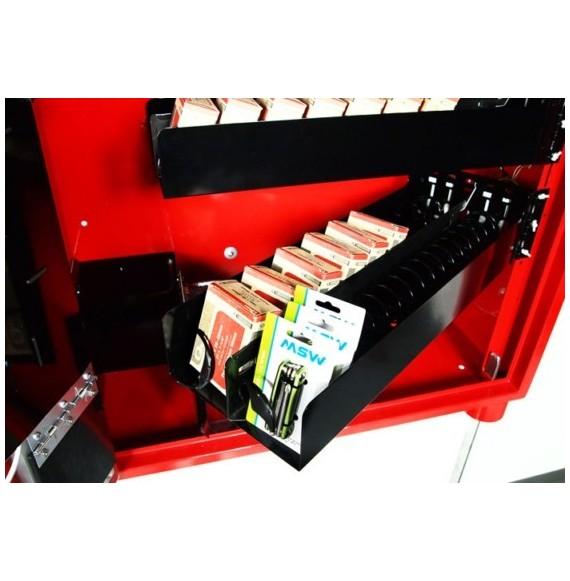 Bike supplies vending machine