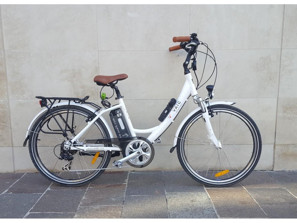 Bicicleta eléctrica Uualk Sun 2015