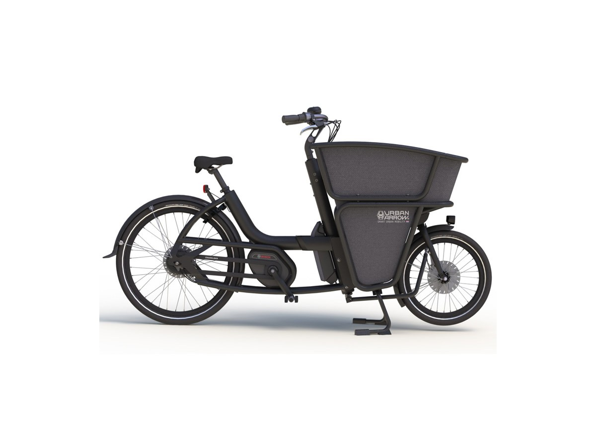 Bicicleta de carga Urban Arrow Shorty
