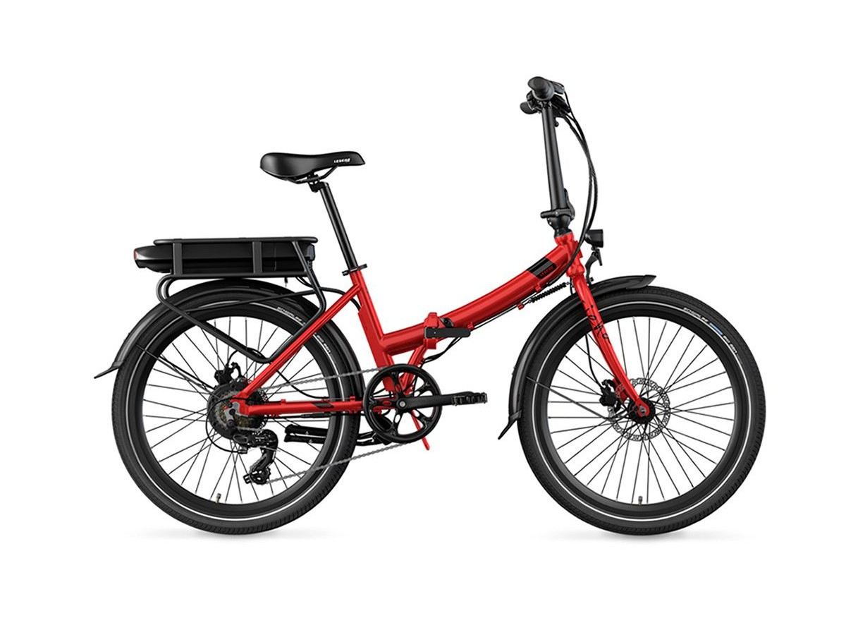 Electric folding bike Legend Siena Smart