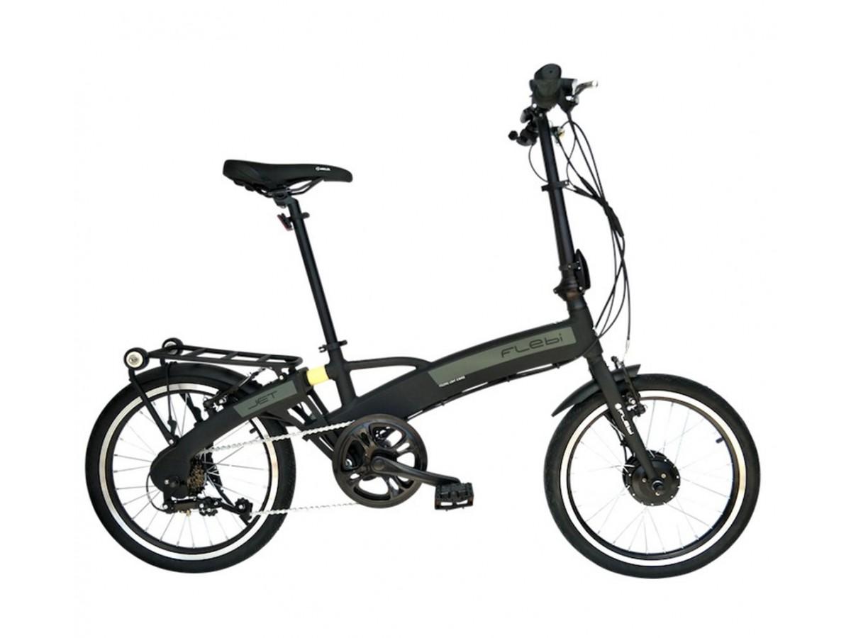 Electric folding bike Flebi Jet