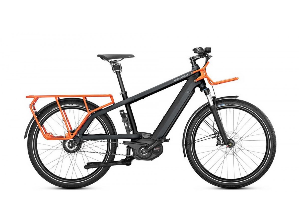 Electric cargo bike Riese & Müller Multicharger Mixte Light 2019