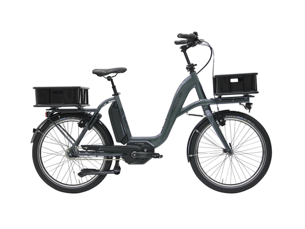 Bicicleta eléctrica de carga Hercules Rob Cargo