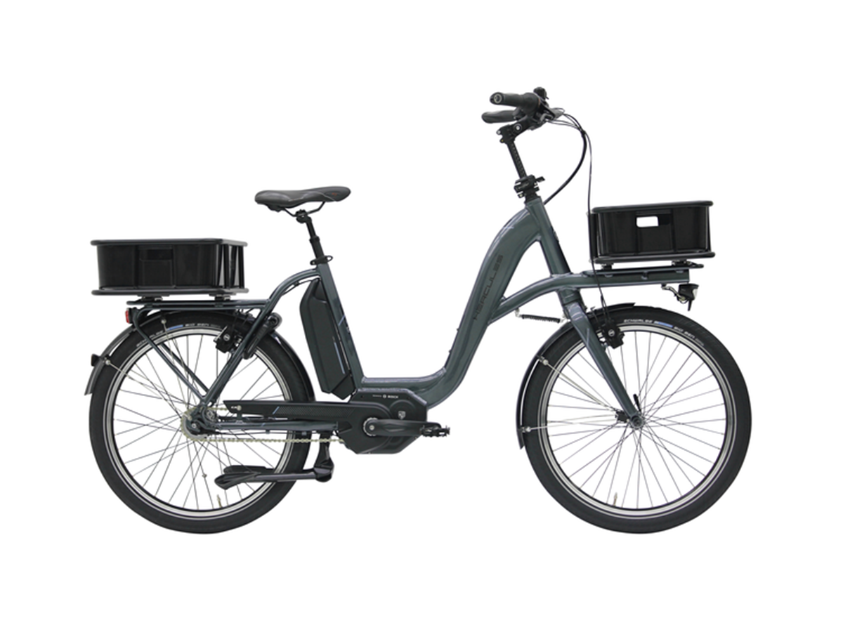 Electric cargo bike Hercules Rob Cargo