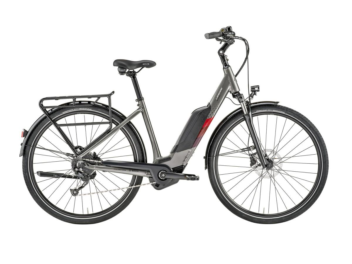 Bicicleta eléctrica Lapierre Overvolt Urban 400 SI Bosch 400Wh 2019