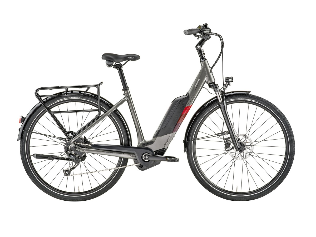 Electric bike Lapierre Overvolt Urban 400 SI