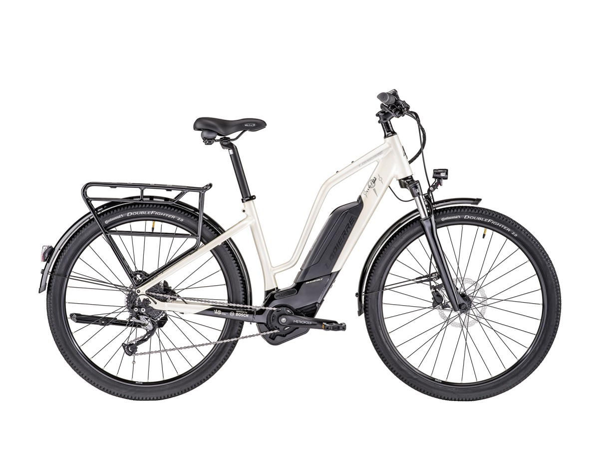 Electric bike Lapierre Overvolt Explorer 600 W