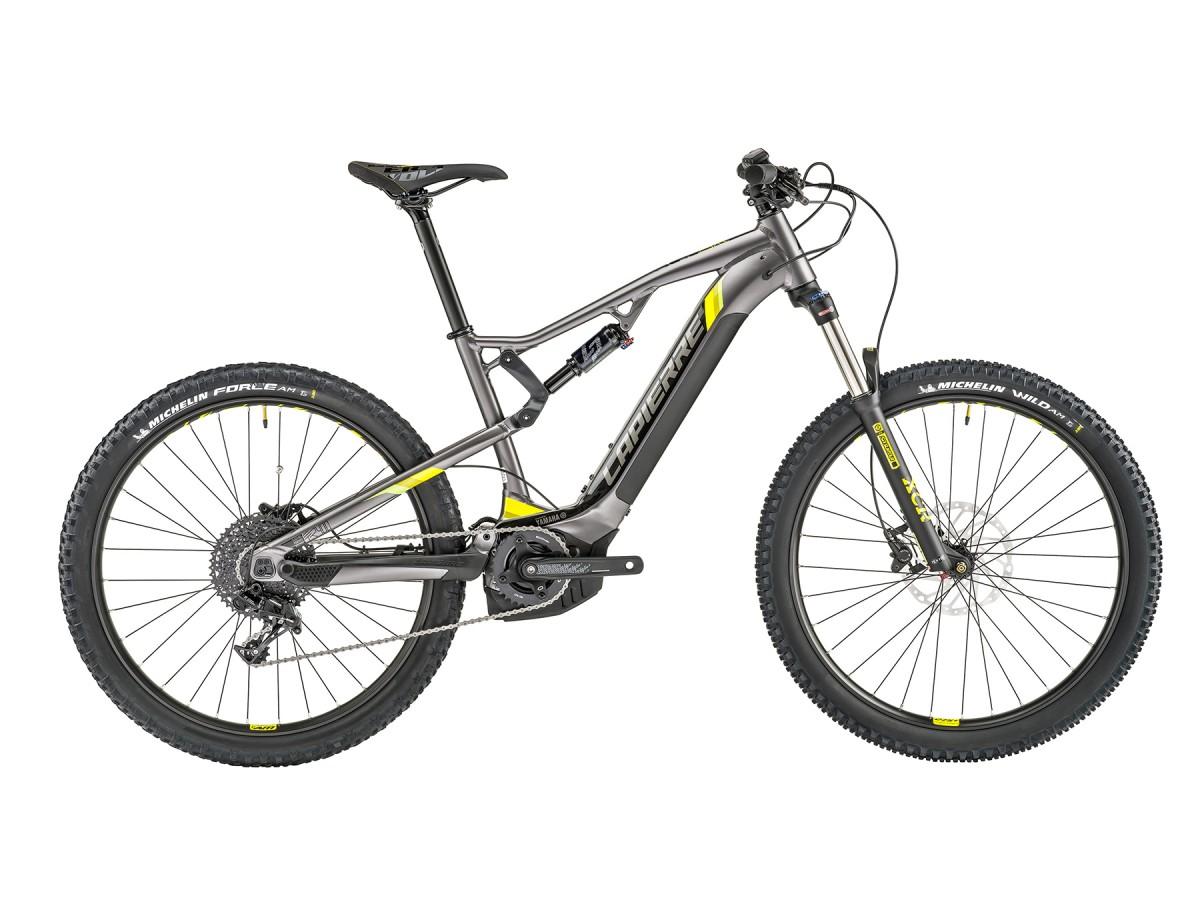 Bicicleta eléctrica MTB Lapierre Overvolt TR 400i