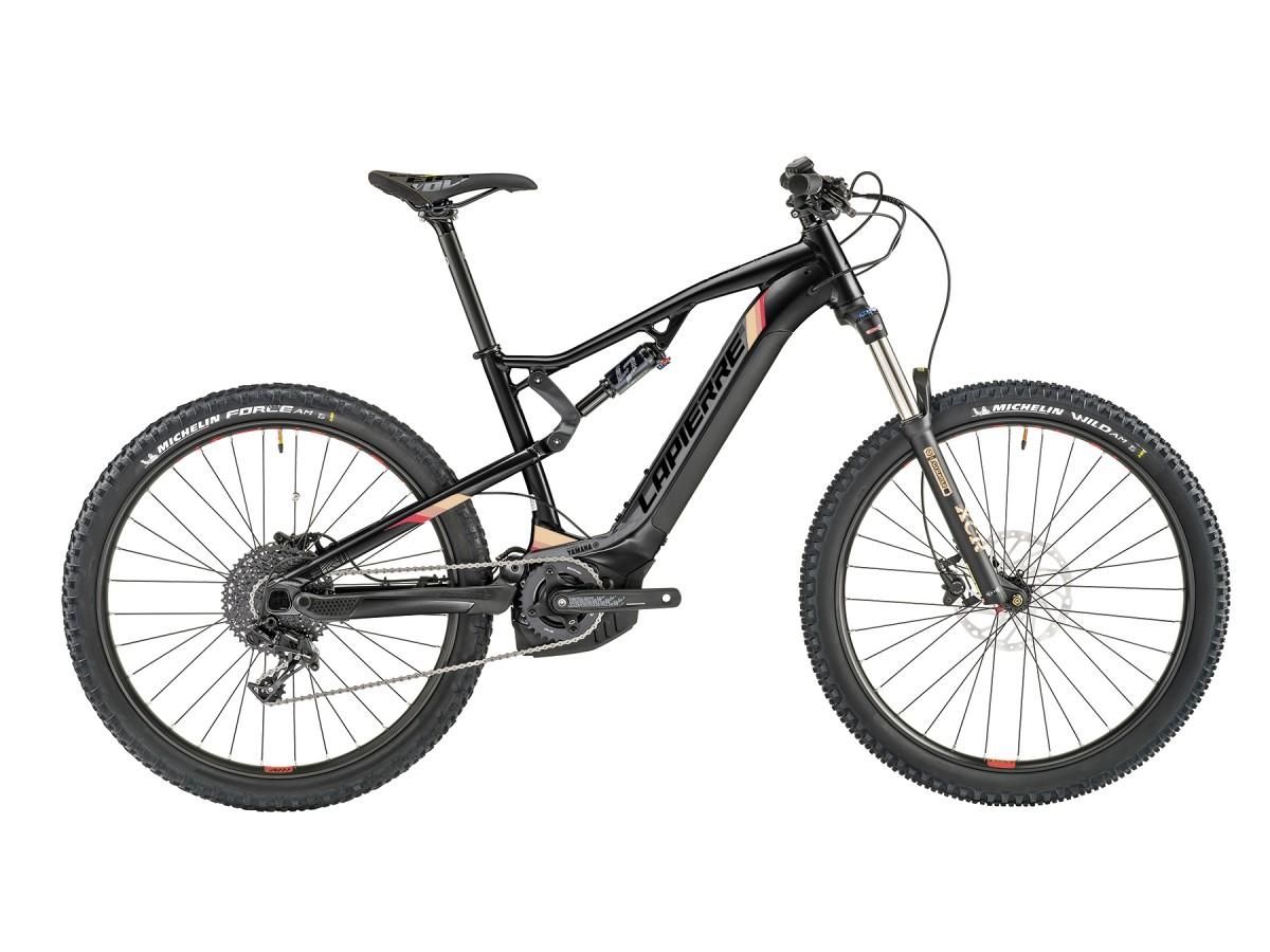 Bicicleta elèctrica MTB Lapierre Overvolt TR 400i W 2019
