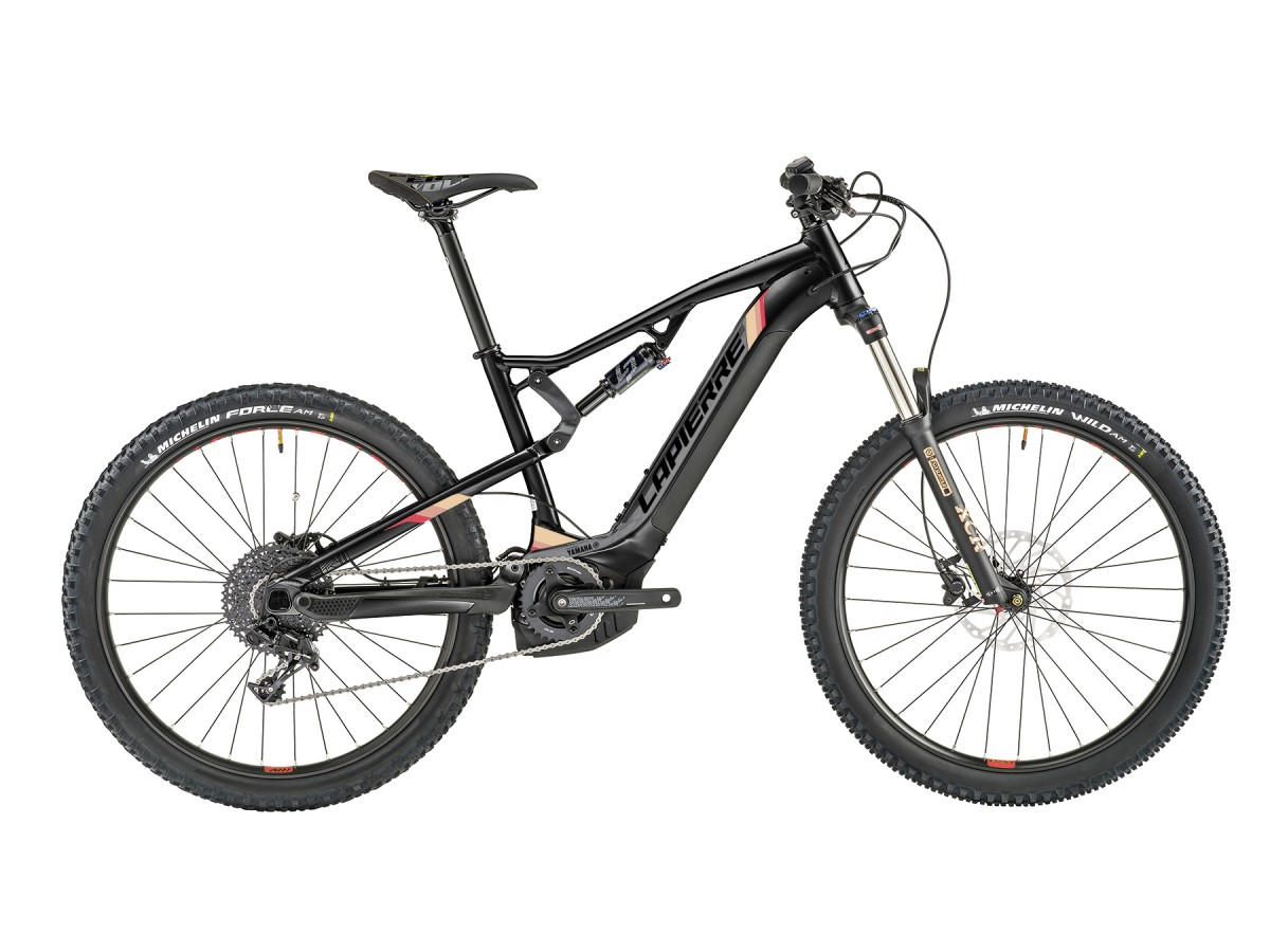 Electric Mountain Bike Lapierre Overvolt TR 400i W 2019