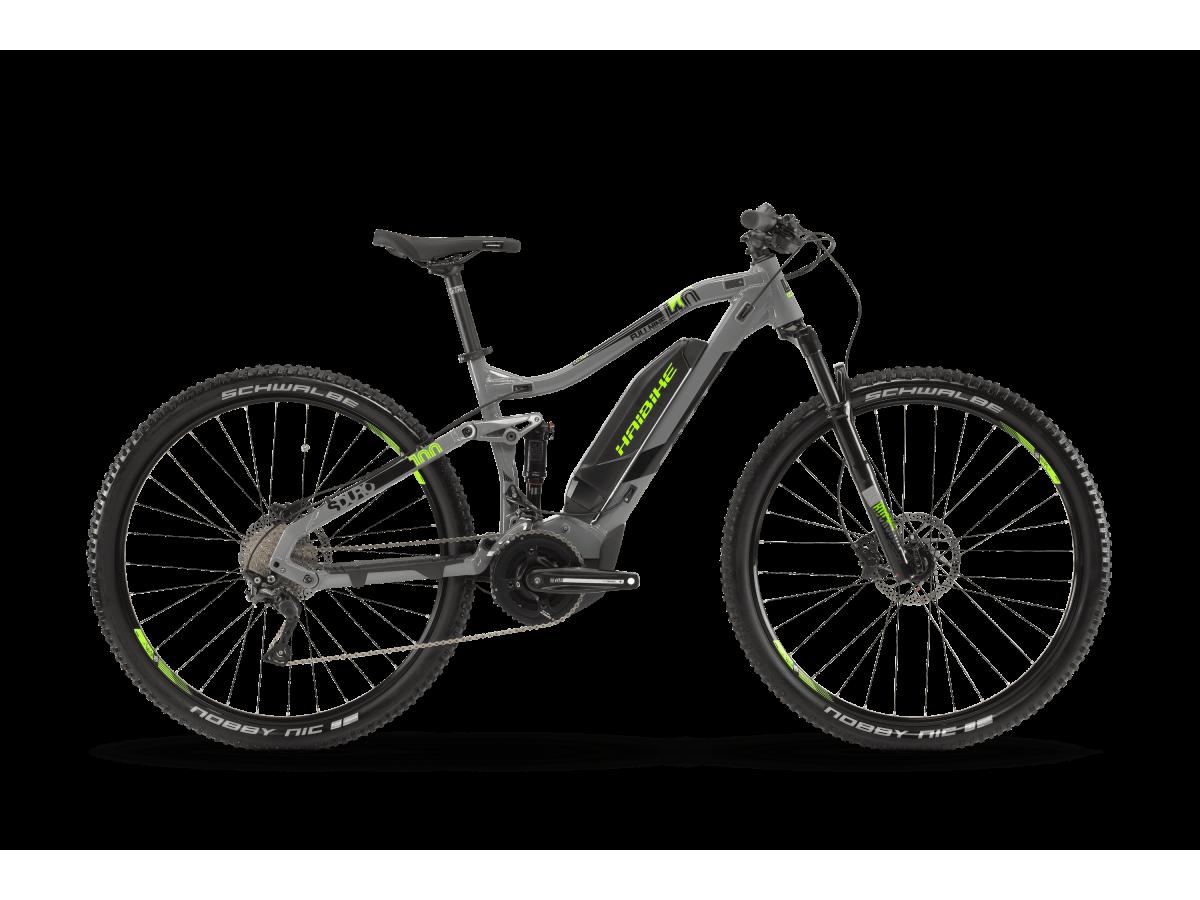 Bicicleta elèctrica MTB Haibike SDURO FullNine 4.0 - M 2019