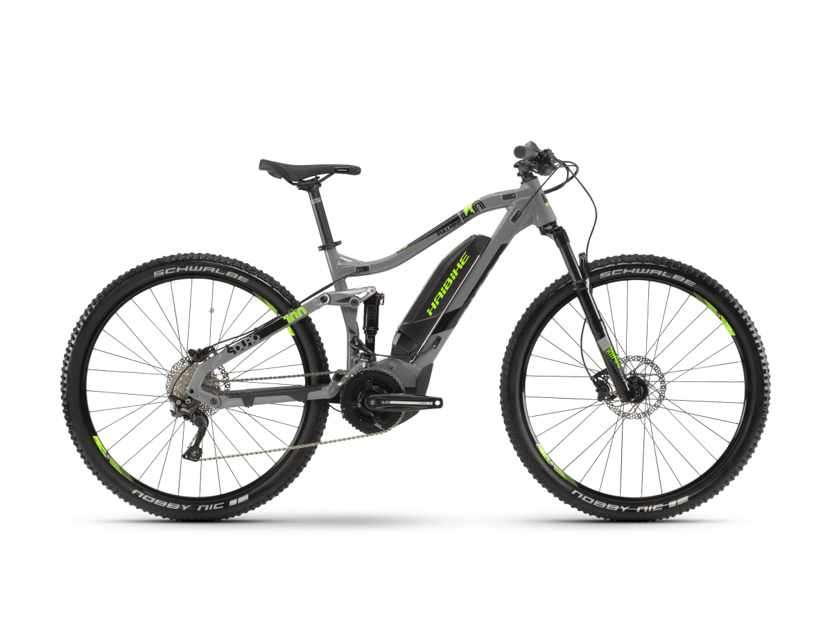 Electric Mountain Bike Haibike SDURO FullNine 4.0 2019