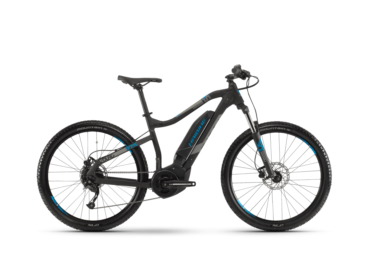 Electric Mountain Bike Haibike SDURO HardSeven 1.0 2019