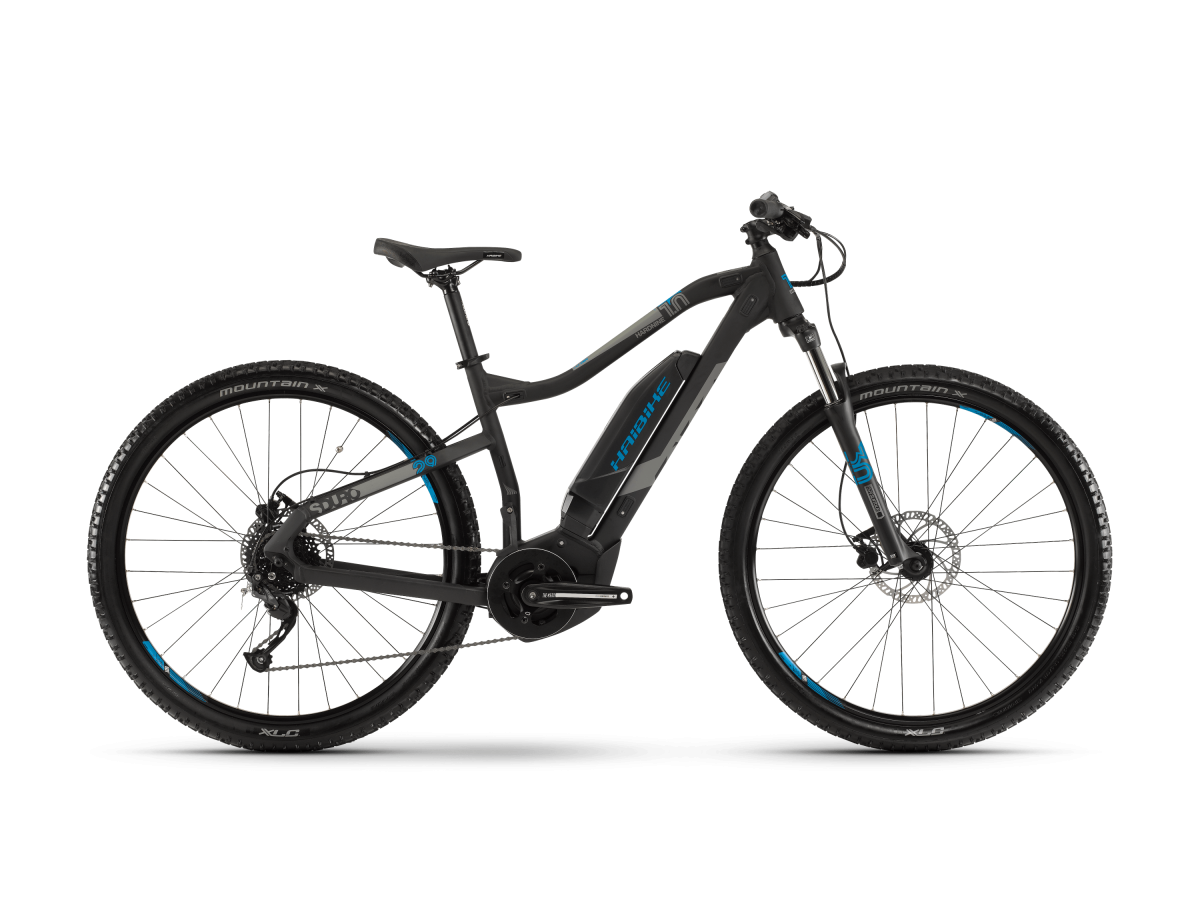 Electric Mountain Bike MTB Haibike SDURO HardNine 1.0 2019