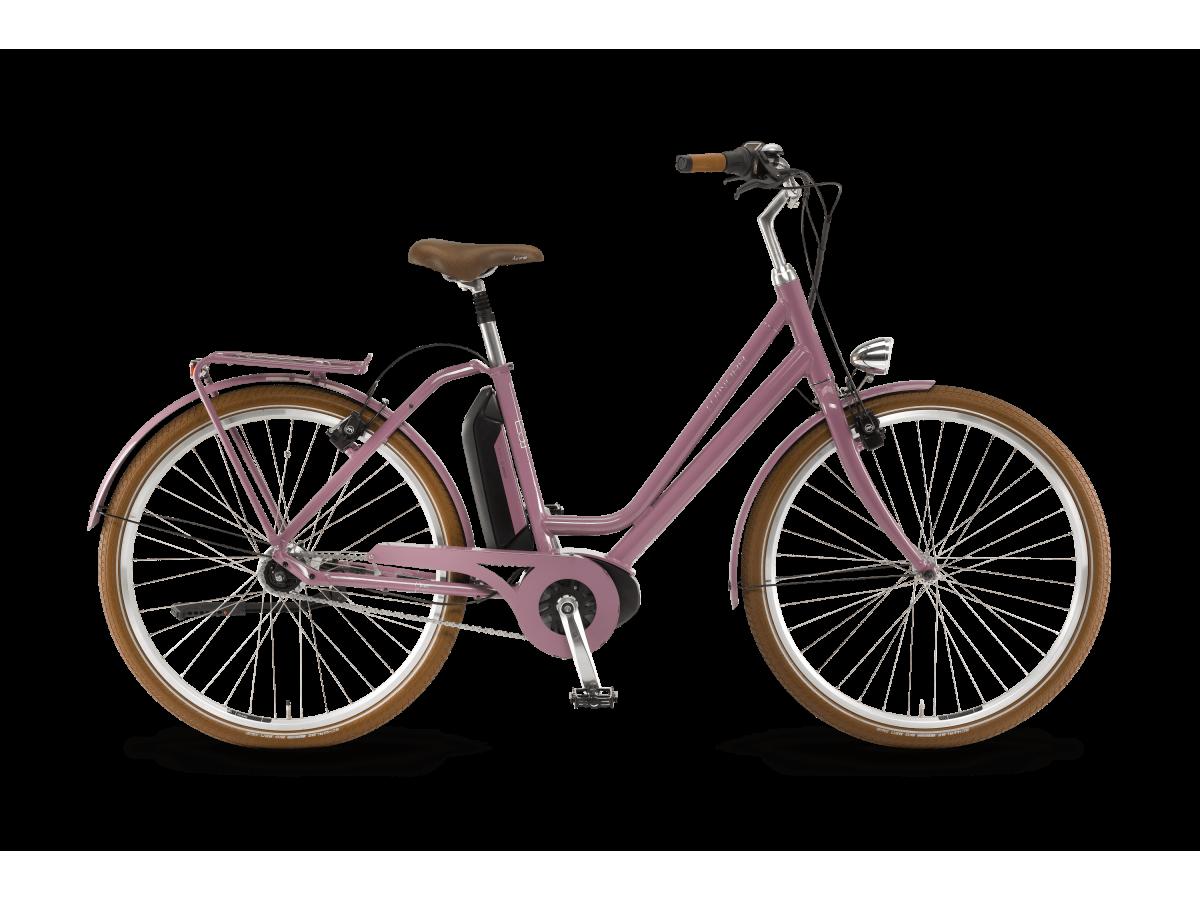 Bicicleta eléctrica urbana Winora Saya N7f 400