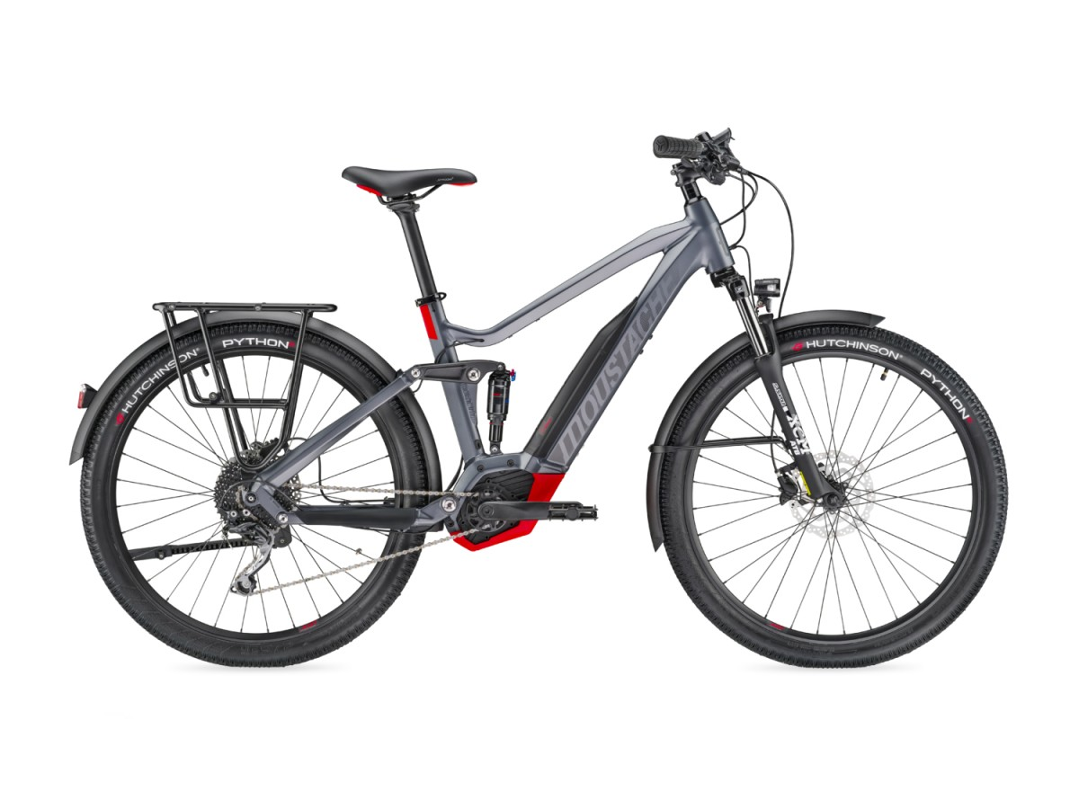 Bicicleta eléctrica MTB Moustache Samedi 27 XRoad FS 3 2019