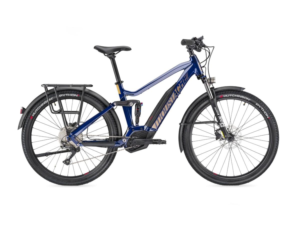 Electric Mountain Bike Moustache Samedi 27 XRoad FS 5 2019