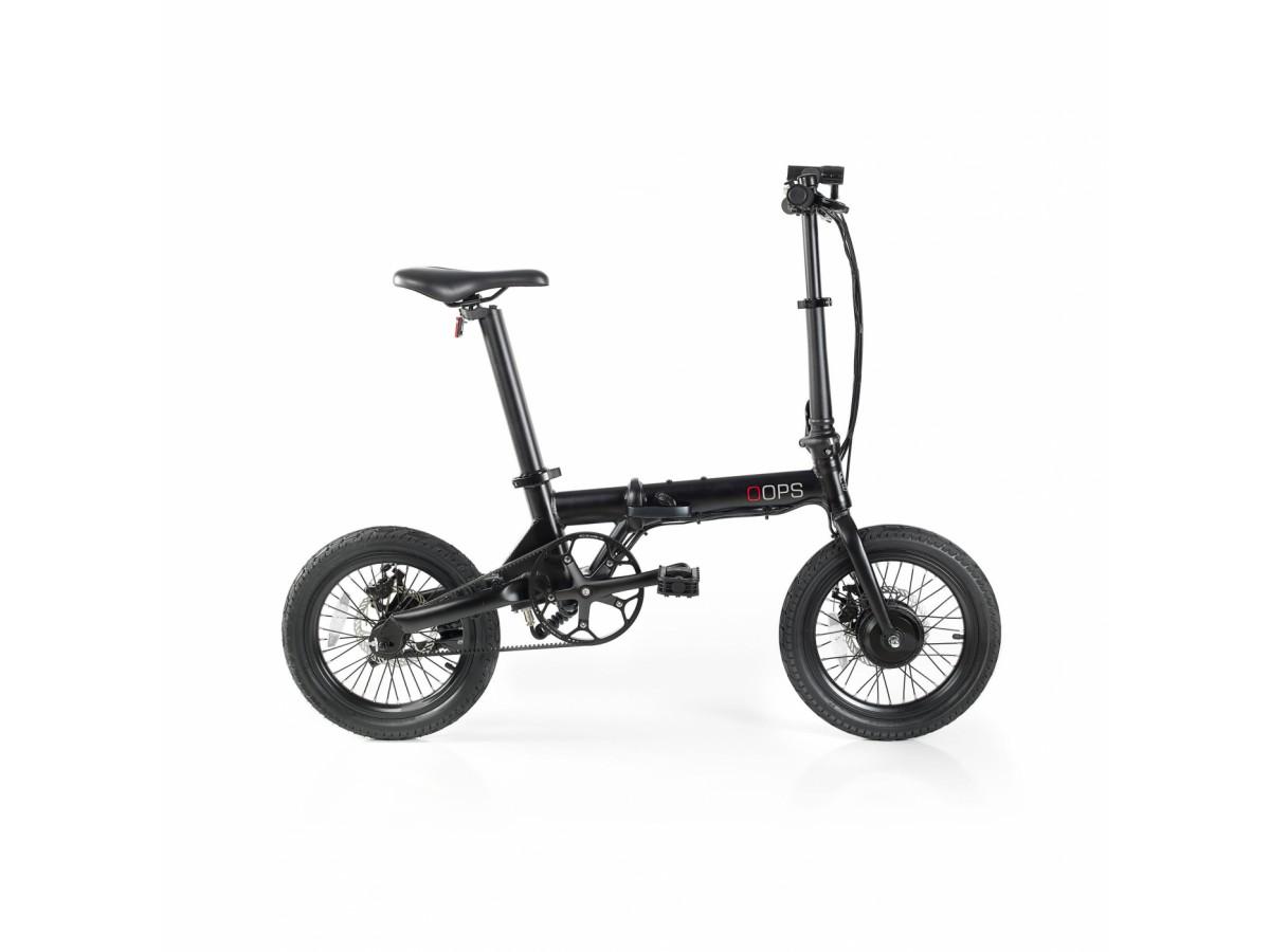 Bicicleta eléctrica plegable FunBike Oops Kevlar