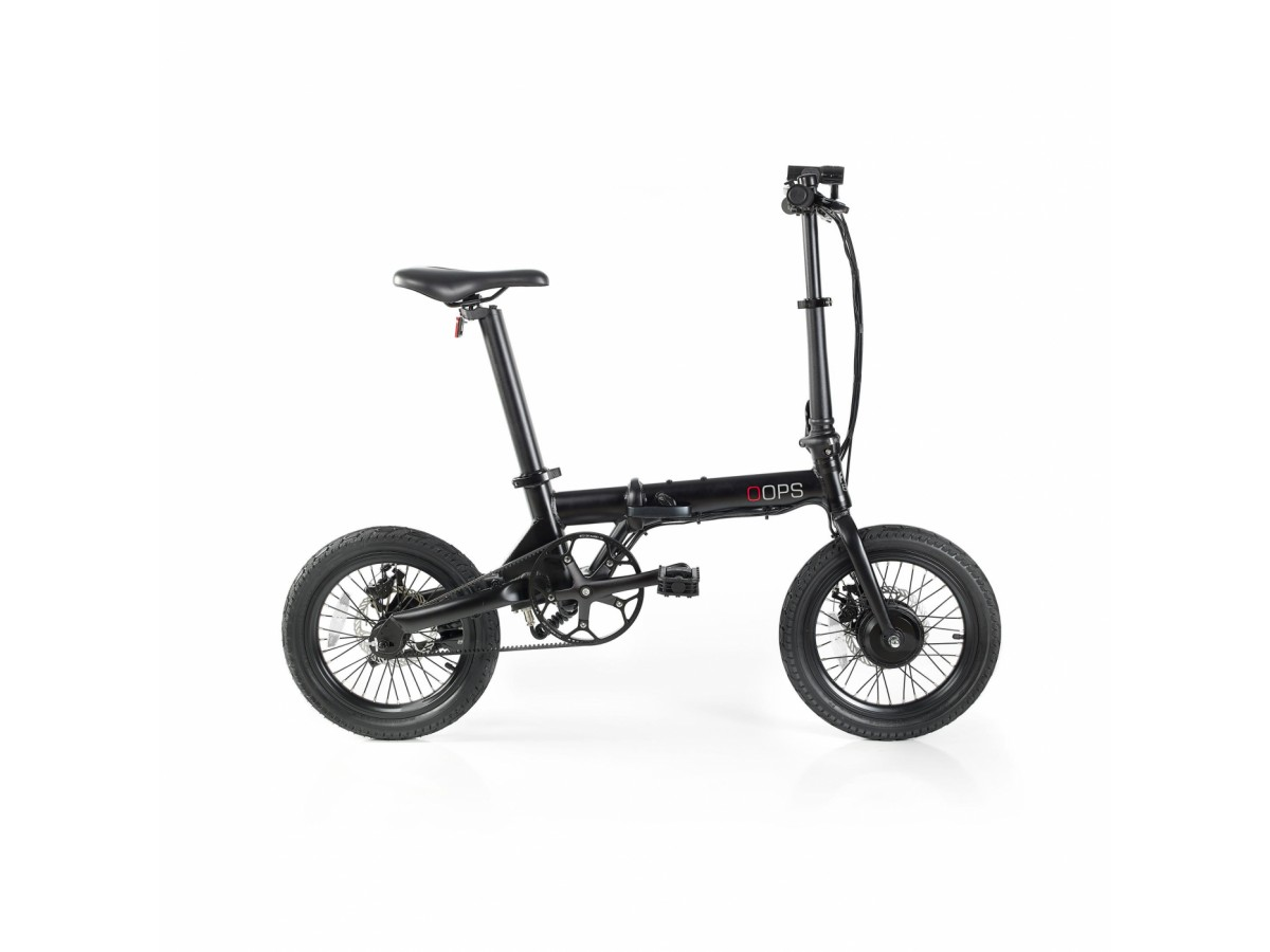 Electric folding bike FunBike Oops Kevlar