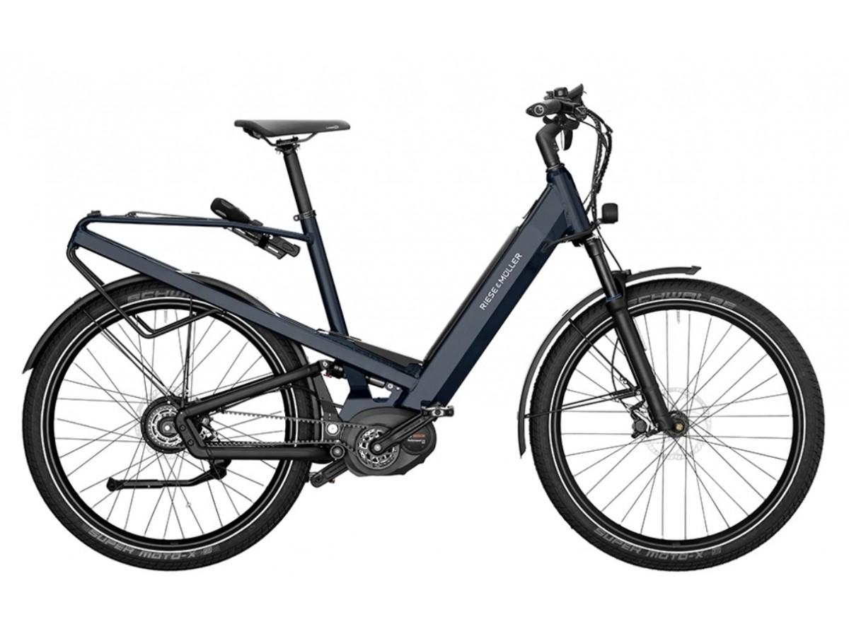 Bicicleta eléctrica polivalente Riese & Müller Homage GT Vario