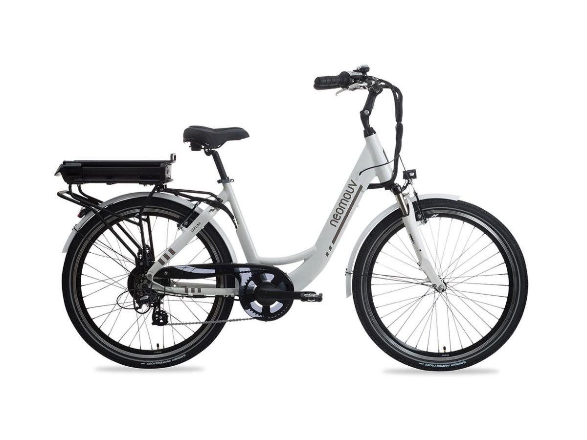 Bicicleta eléctrica urbana Neomouv Carlina