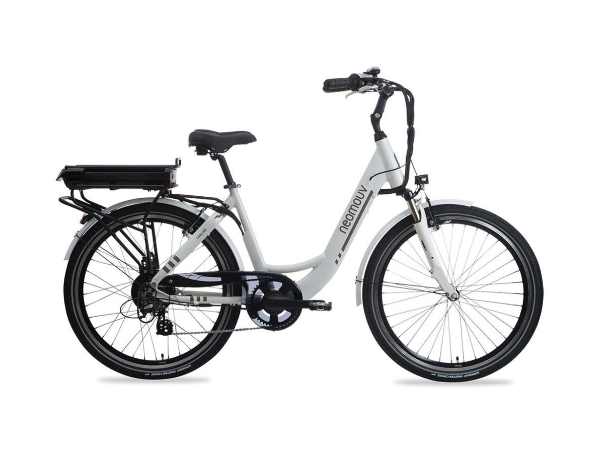 Electric urban bike Neomouv Carlina 2019