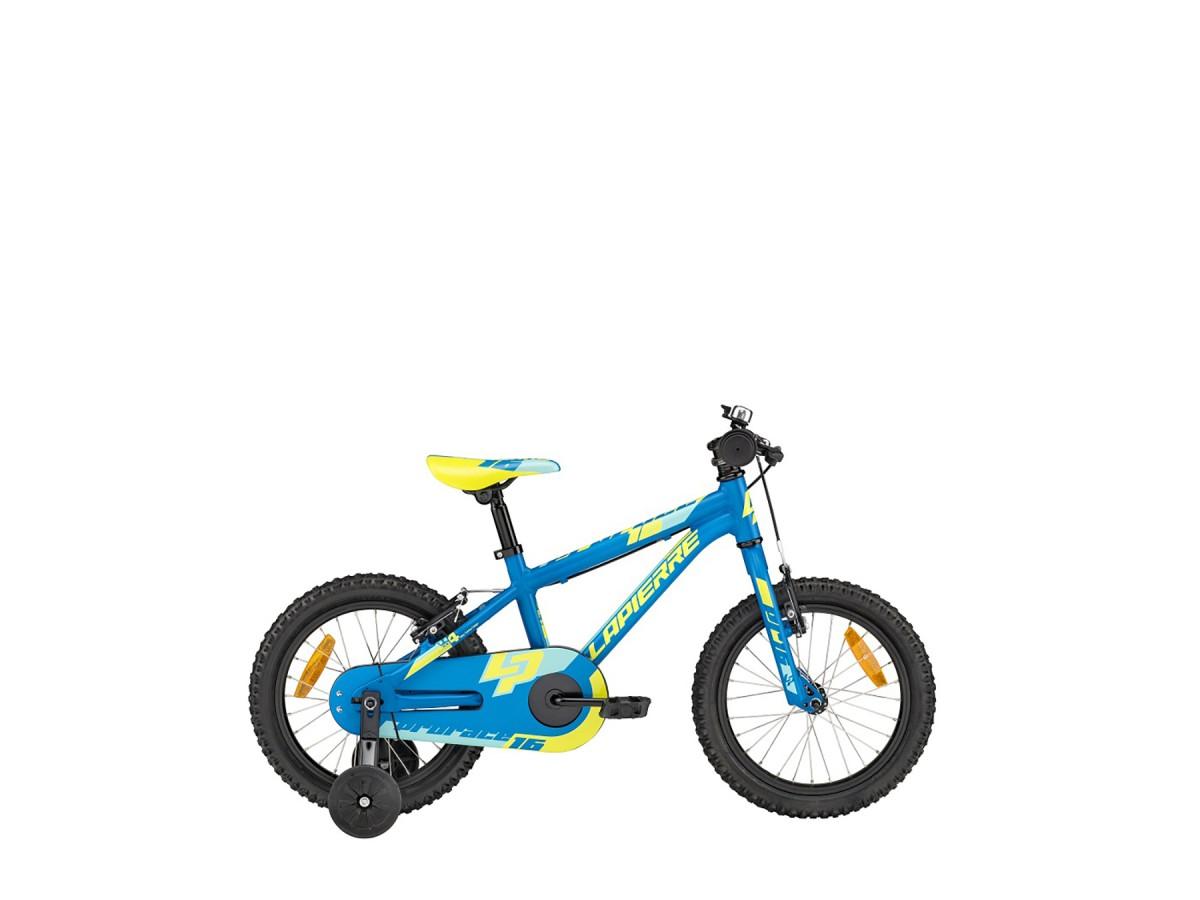 Bicicleta infantil Lapierre Prorace Kid 16'' - Azul