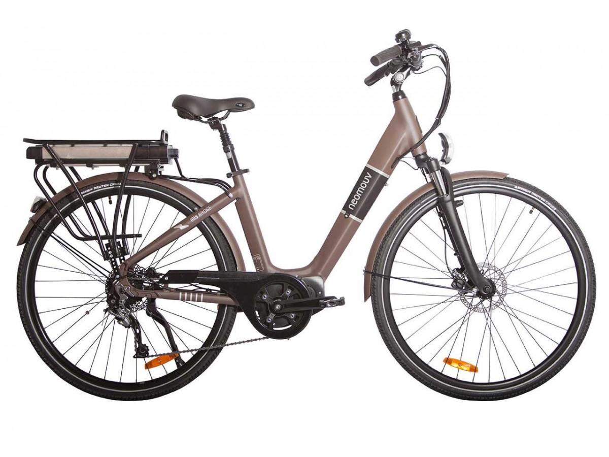 Bicicleta elèctrica urbana Neomouv Iris Brose