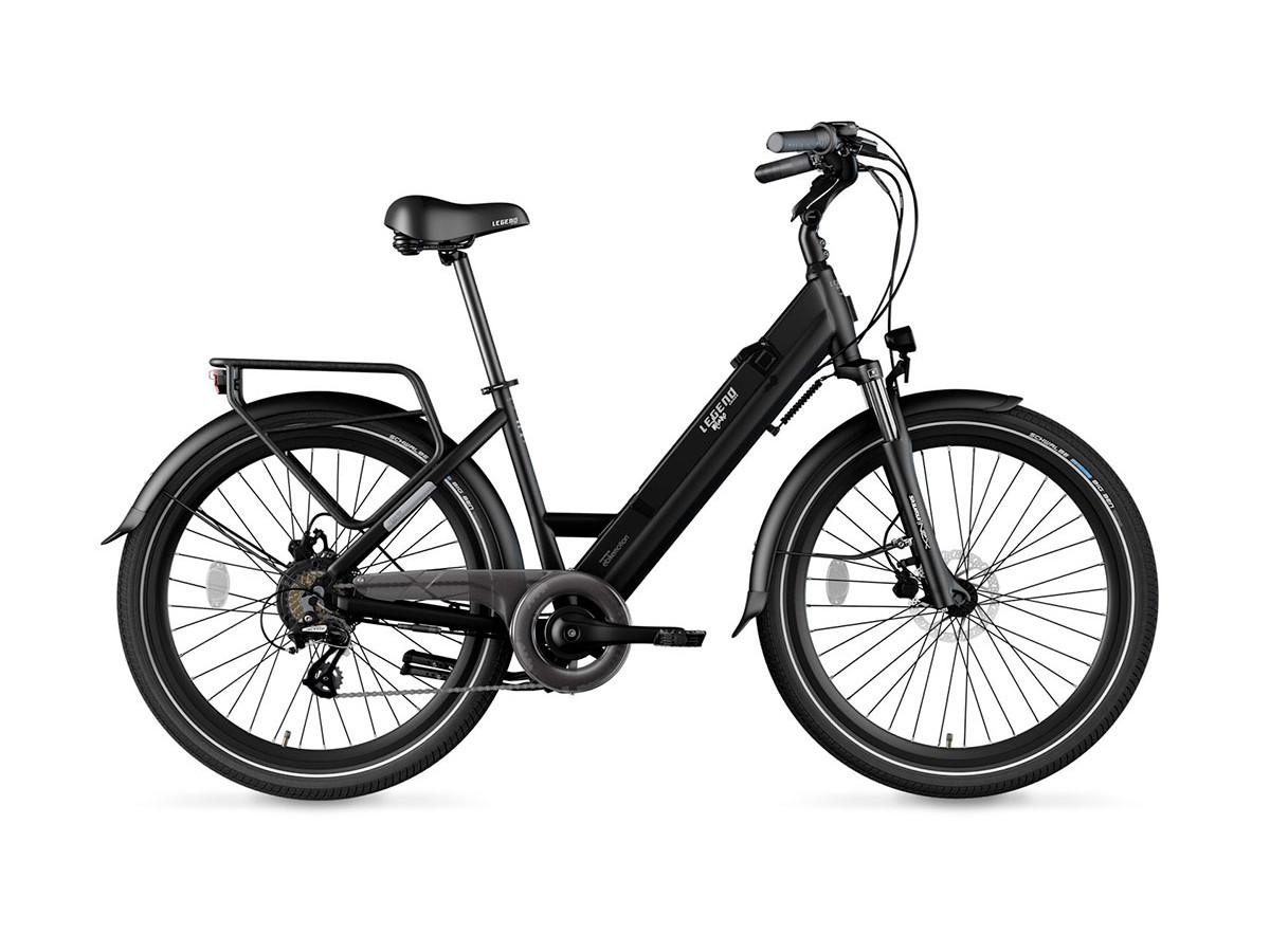 Bicicleta elèctrica urbana Legend Milano Smart