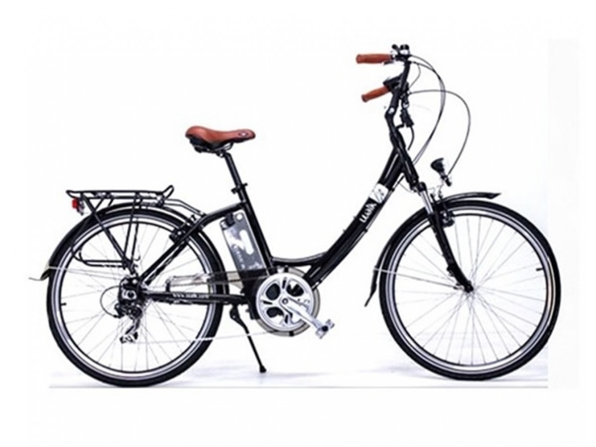 Bicicleta elèctrica urbana Uualk Sun