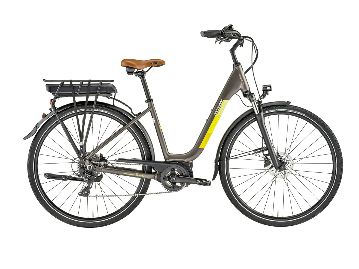 Electric urban bike Lapierre Overvolt Urban 300 Bosch