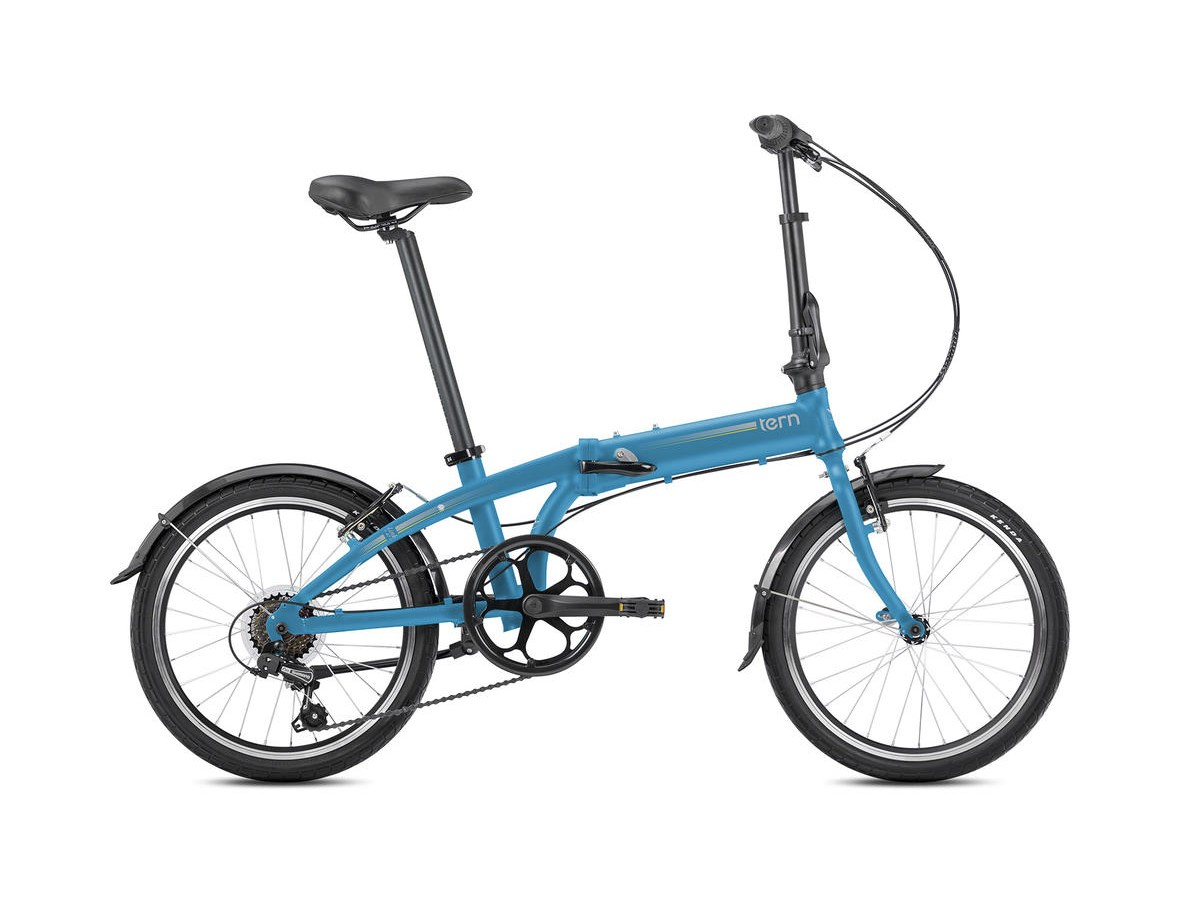 Folding bike Tern Link A7