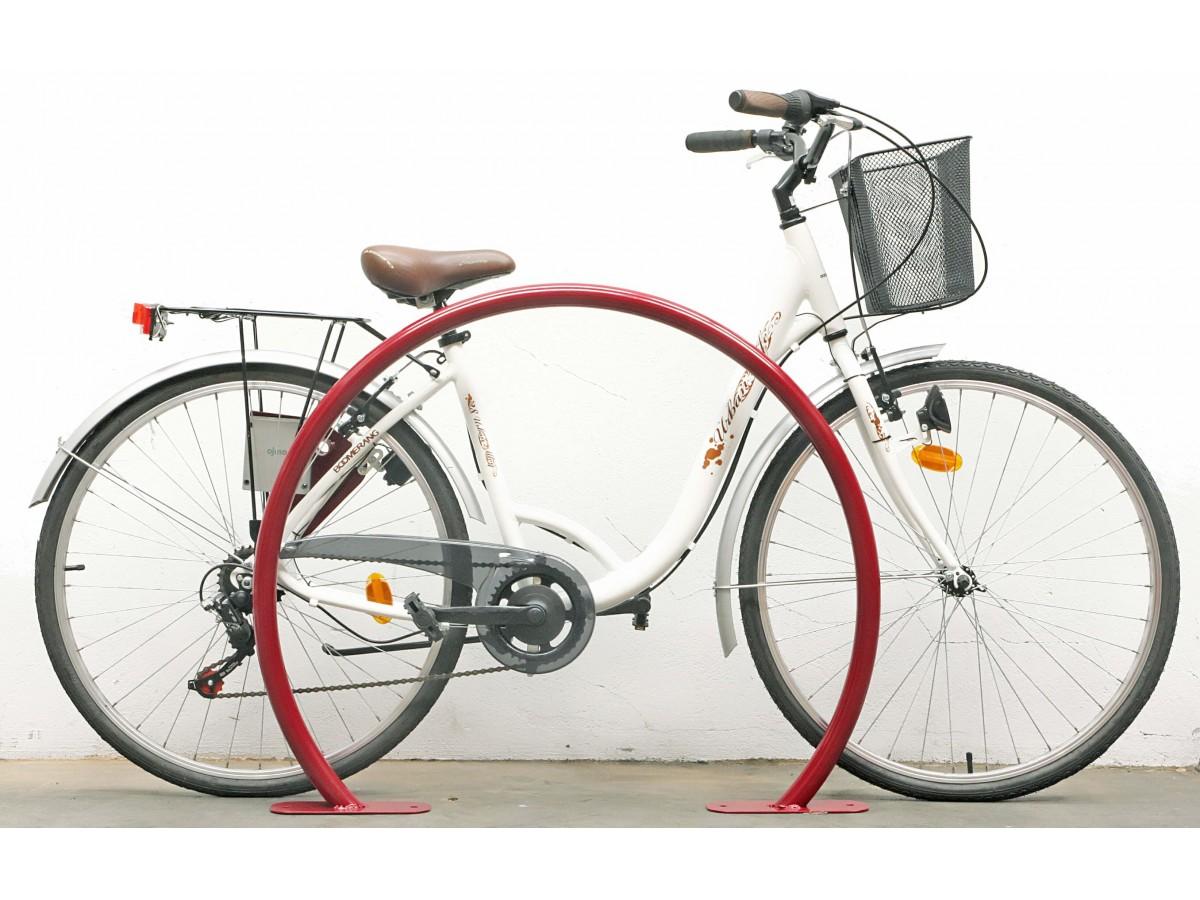 Aparcamiento horitzontal Arc para 2 bicicletas