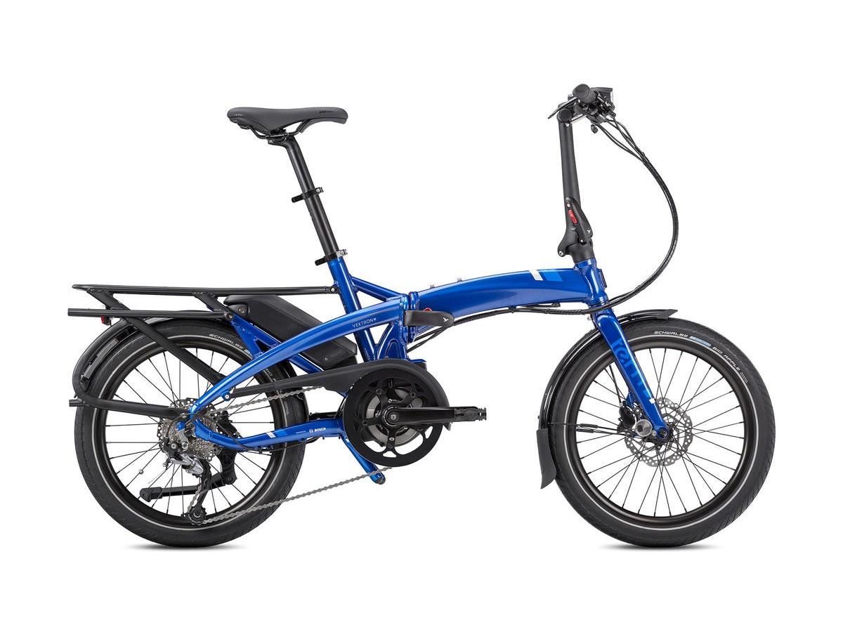 Bicicleta eléctrica plegable Tern Vektron Q9