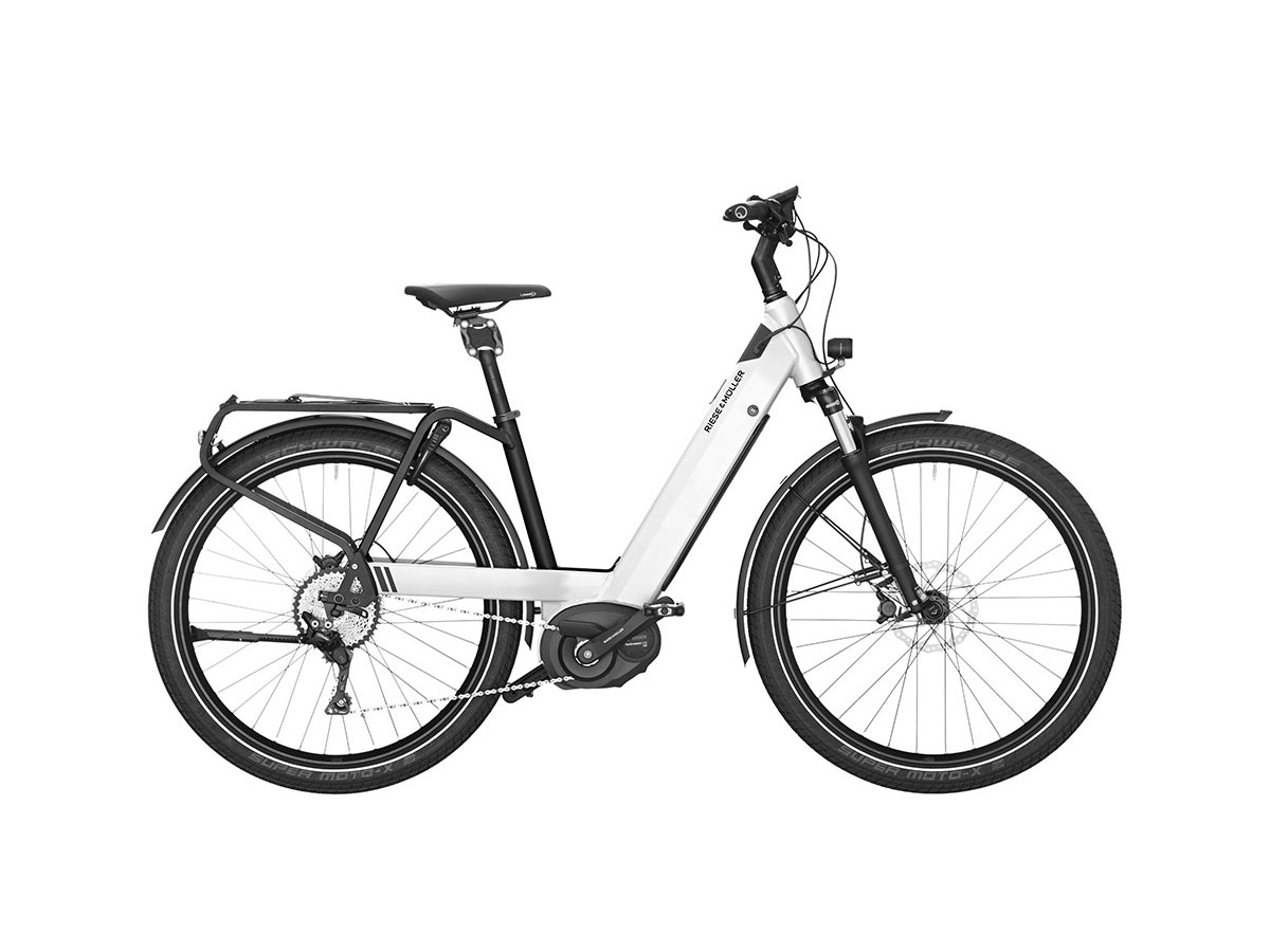 Bicicleta eléctrica polivalente Riese & Müller Nevo GT Touring