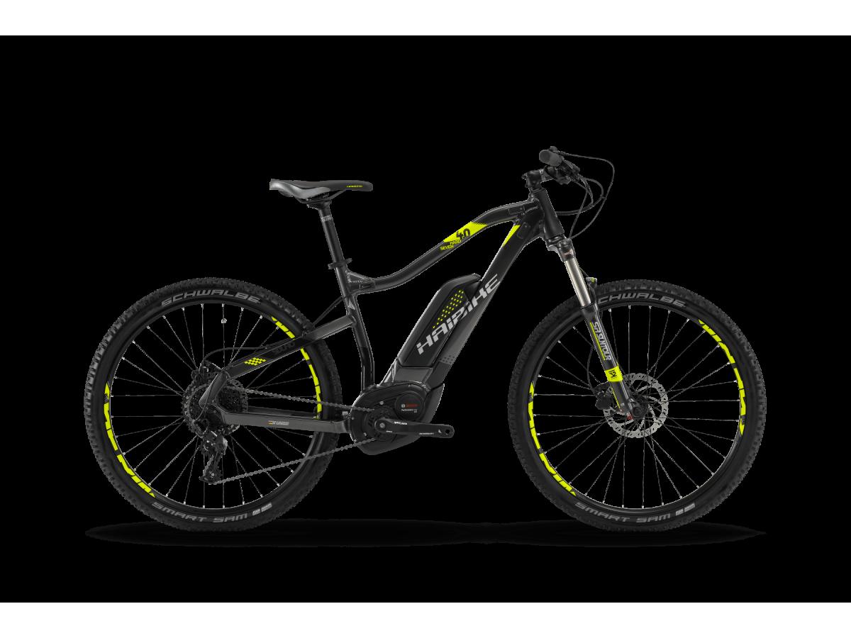 Bicicleta elèctrica MTB Haibike Sduro Hardseven 4.0 - S