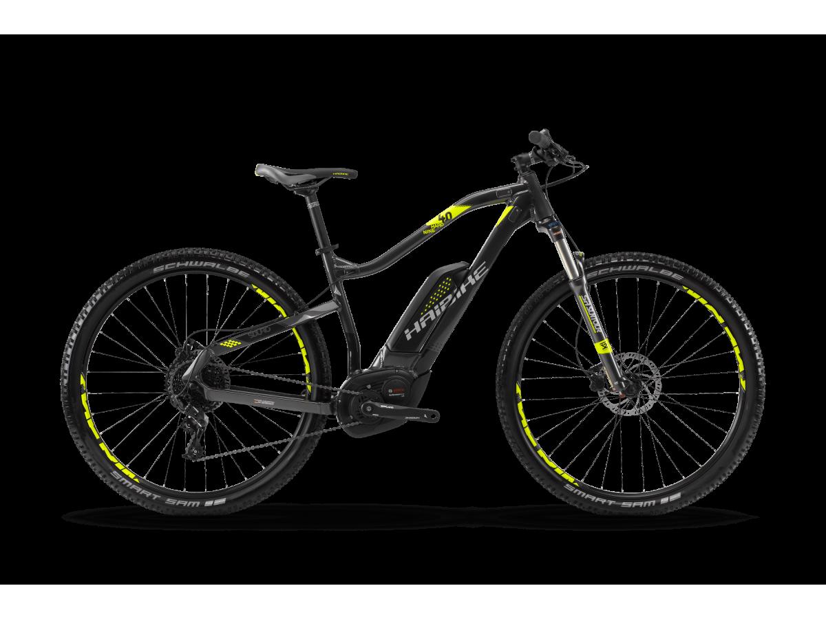 Bicicleta elèctrica MTB Haibike Sduro Hardnine 4.0 - M