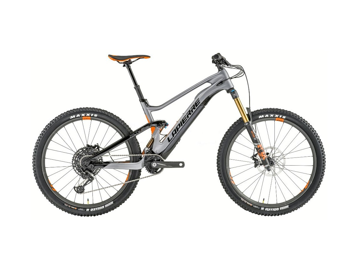 Electric Mountain Bike Lapierre E-Zesty AM LTD ULTIMATE