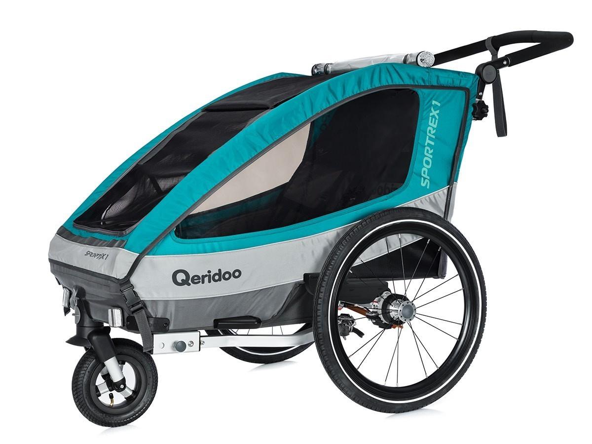 Remolque Qeridoo Sportrex 1 2018