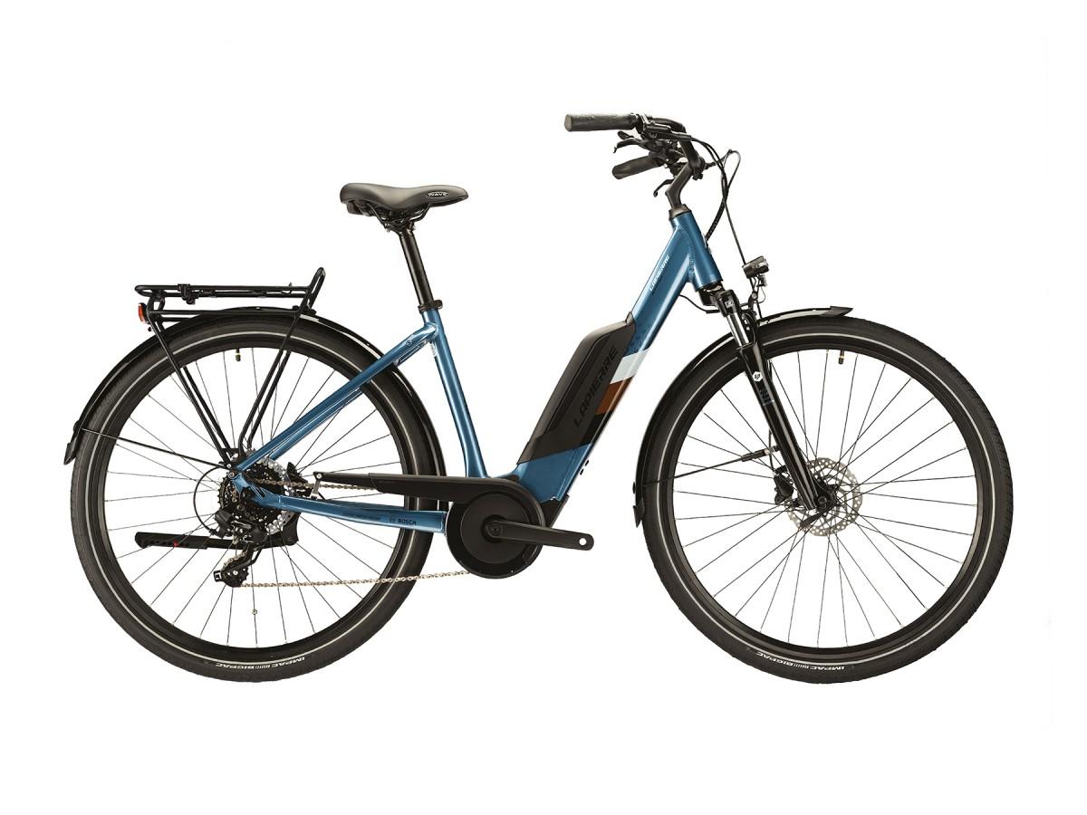 Bicicleta eléctrica urbana Lapierre Overvolt Urban 3.4