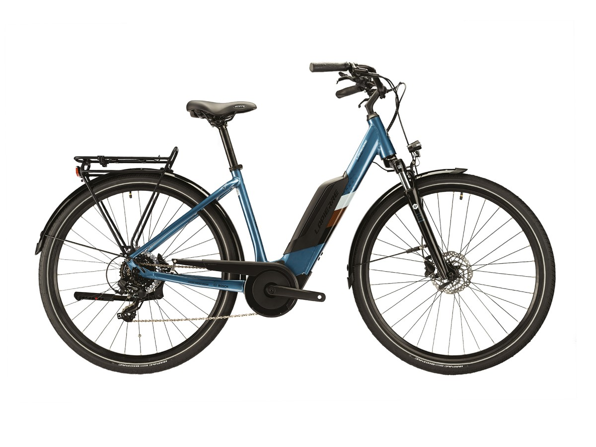 Electric urban bicycle Lapierre Overvolt Urban 3.4