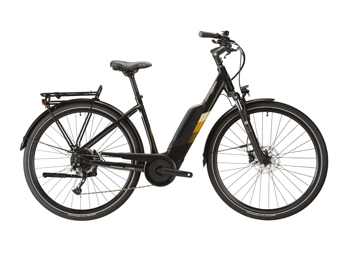 Multiporpuse electric bicycle Lapierre Overvolt Urban 6.5