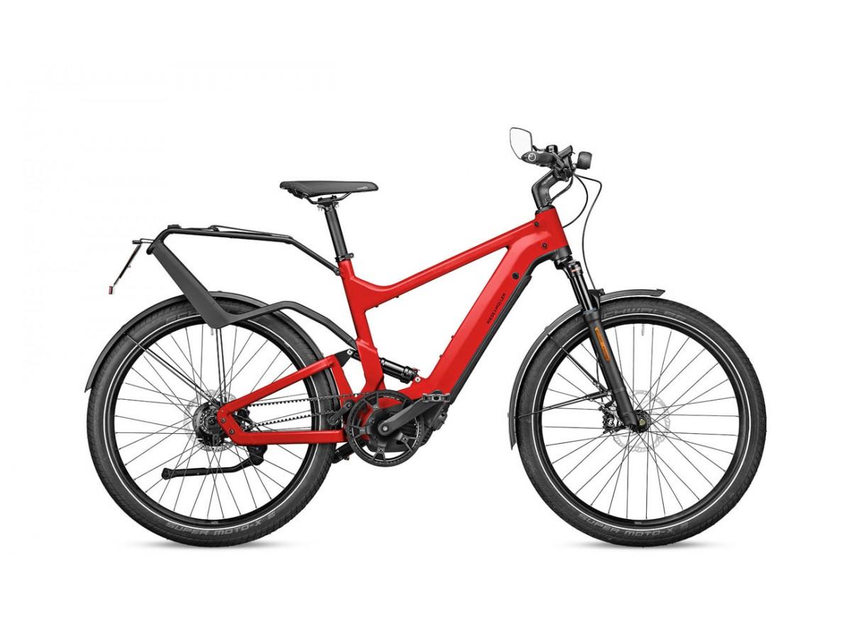 Bicicleta elèctrica ràpida Riese & Müller Delite GT Vario HS