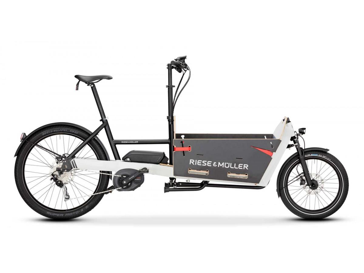 Bicicleta elèctrica de càrrega Riese & Müller Packster 60
