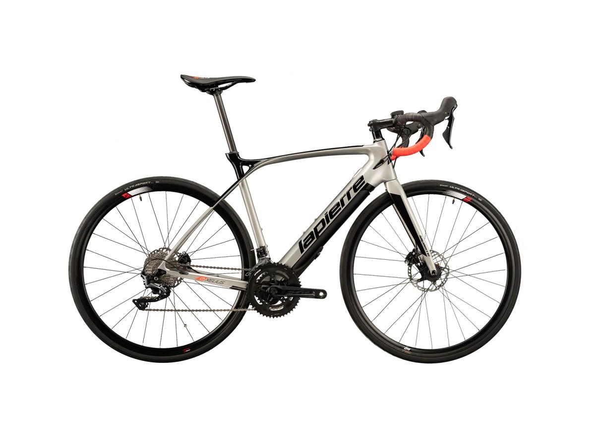 Bicicleta elèctrica de carretera Lapierre eXelius 600