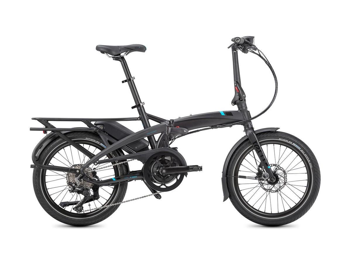 Bicicleta eléctrica plegable Tern Vektron S10