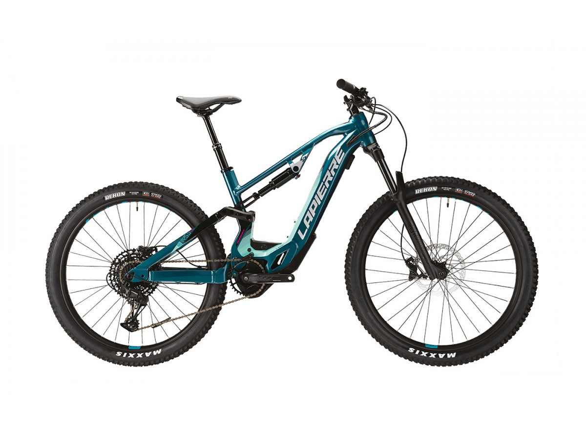 Electric Mountain Bike Lapierre Overvolt TR 5.5W