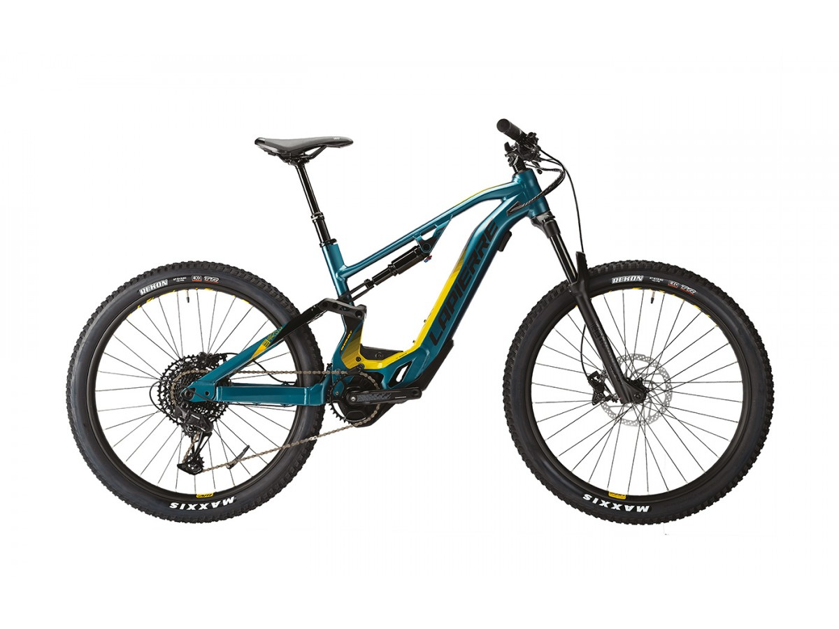 Electric Mountain Bike Lapierre Overvolt TR 5.6